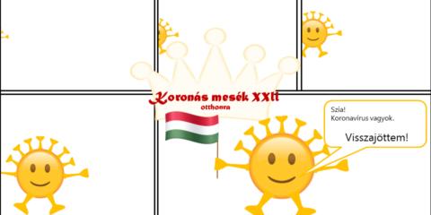 Koronás mesék XXII - A viszontlátás öröme