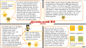 Koronás mesék XIII - A mutáció